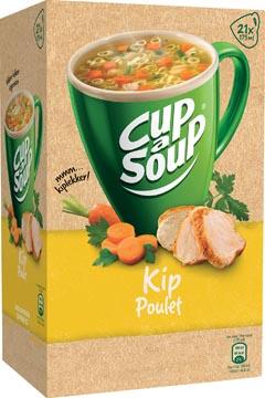 Cup-a-Soup kip, pak van 21 zakjes