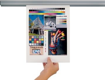 Jalema presentatiesysteem Grip, lengte: 90 cm, inclusief magneetbevestiging