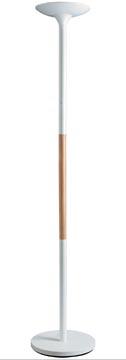 Unilux vloerlamp Pryska, LED-lamp, wit