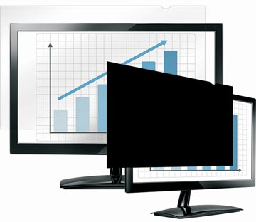 Fellowes Privacy Filter widescreen, 24 inch