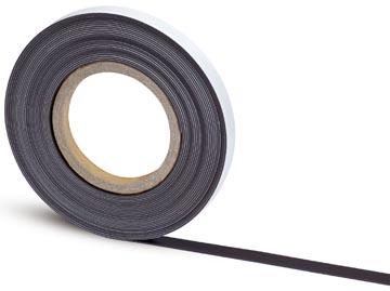 Maul zelfklevende magneetband 10 m x 15 mm