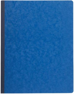 Exacompta registers, ft 32 x 25 cm, gelijnd, gefolieerd, 80 bladzijden