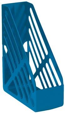 STAR tijdschriftenhouder blauw