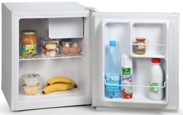 Domo koelkast 46 liter, energieklasse A, ft 44 x 47 x 51 cm, wit